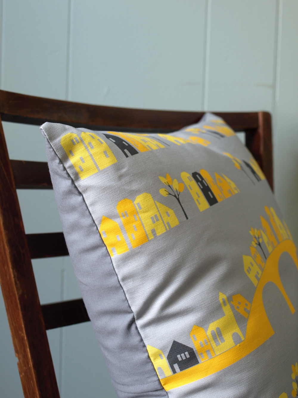 ..And the yellow and grey one!  In the shop .