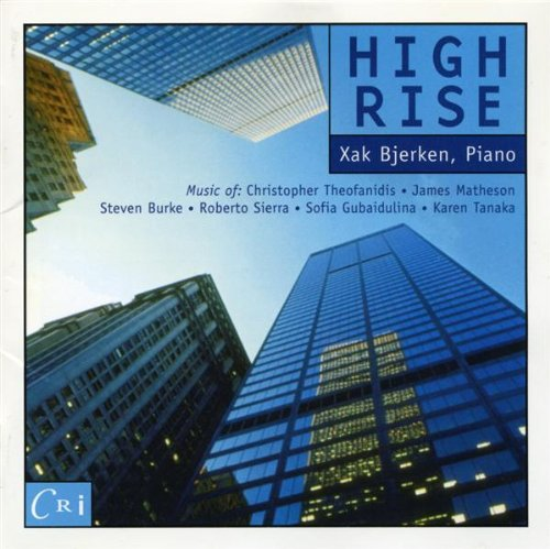 Xak Bjerken: High Rise