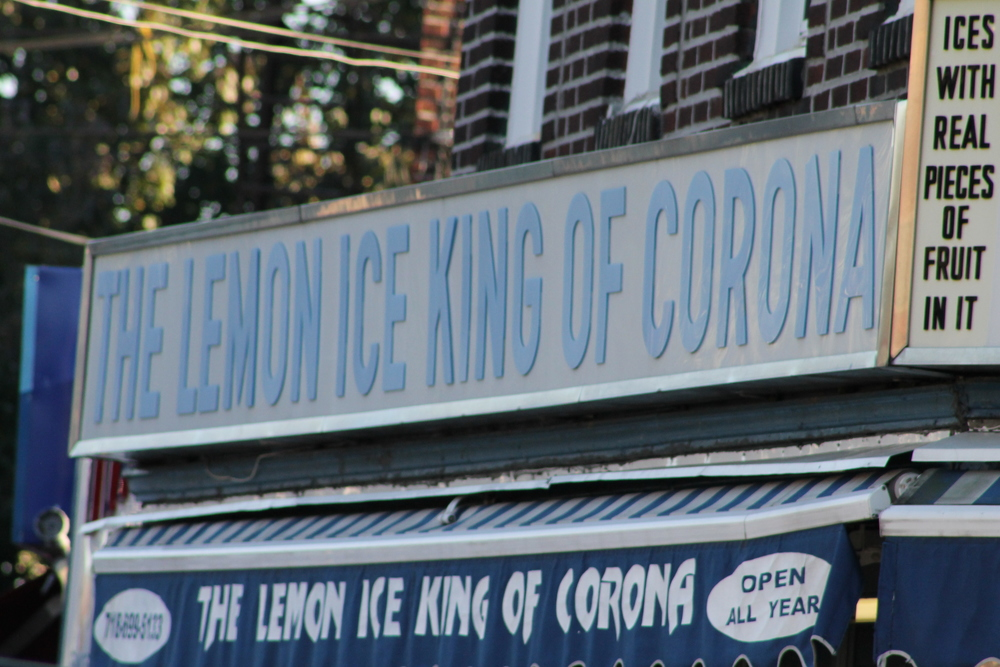 The Lemon Ice King of Corona