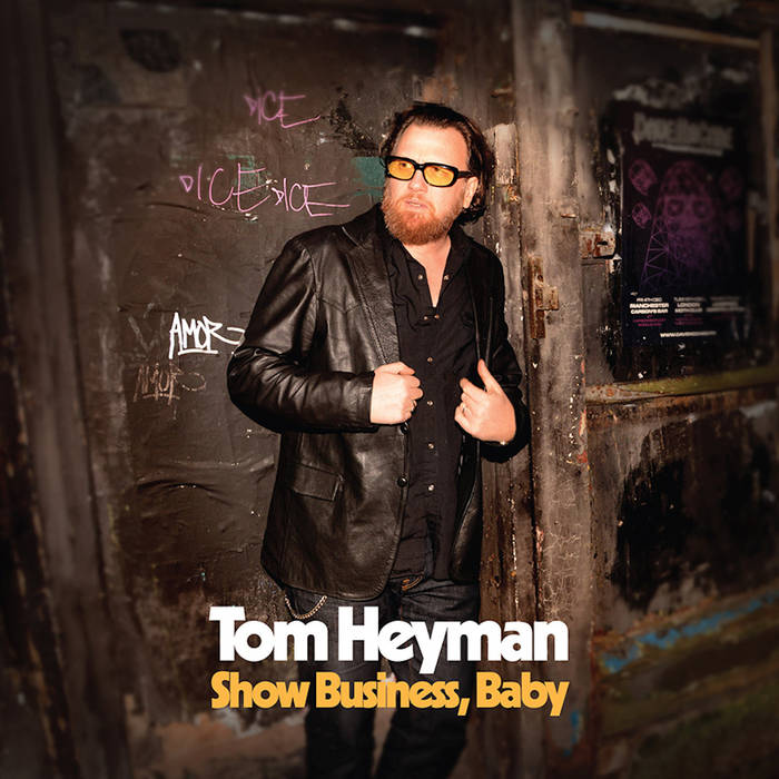 My latest album is  Show Business, Baby . Hear songs and buy it on vinyl, CD, or digital download.
