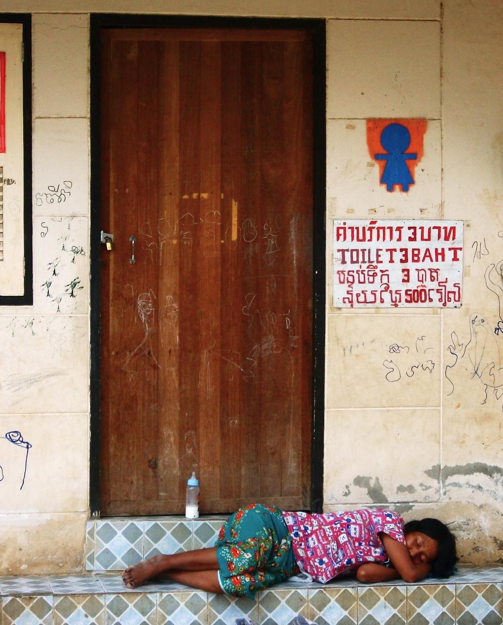 Thai-Cambodian Border