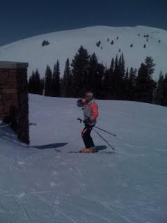 Example A- Snow (Sun Valley)