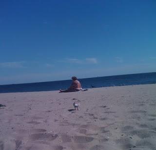 Example B- Sand (Coney Island)
