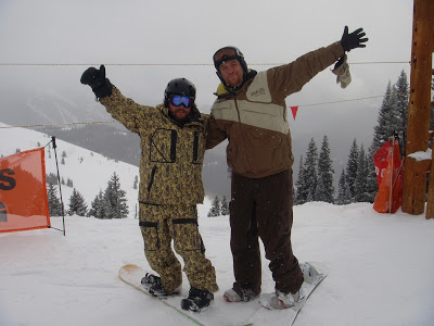 ramz & the giant (Vail)
