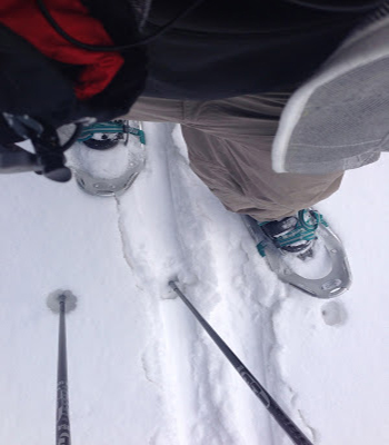 SNOWSHOES, POWDER, AND POPS- THE POMERELLE ADVENTURE