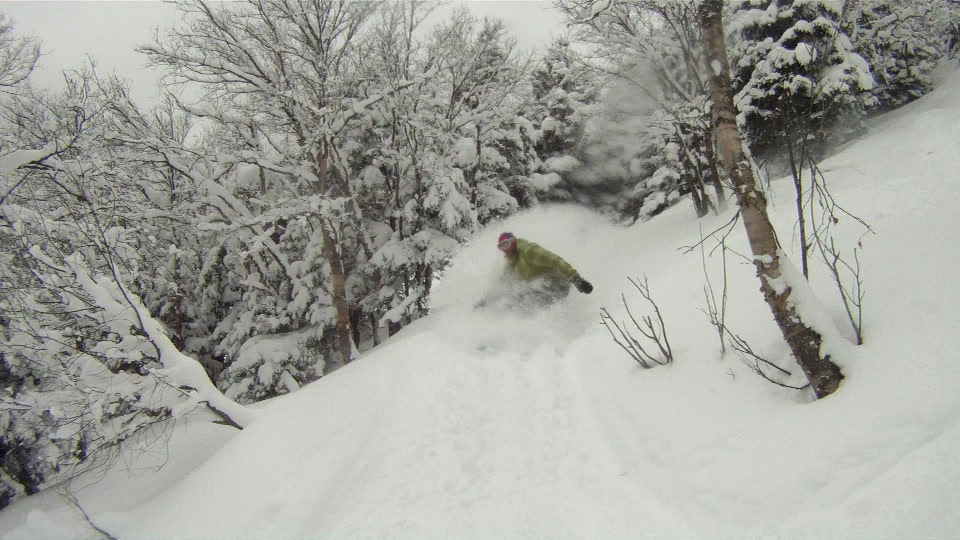 me Sugarbush last season