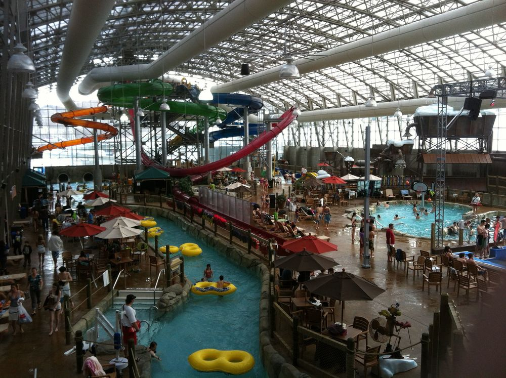 Jay Peak's water park 2012  photo- elevated