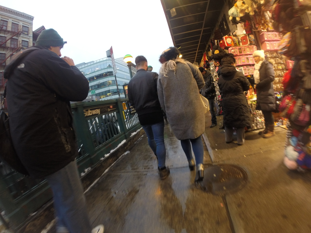 Chinatown- NYC