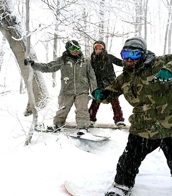 mount snow trolls (the samoan, the gyspy, and the viking) photo mad yuri 12/14