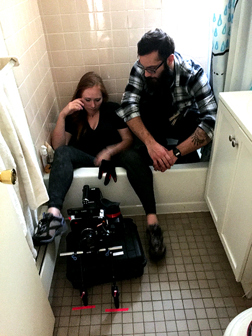 sarah and josiah bathtub dwelling