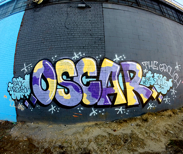oscar eveythang is purple elevated locals