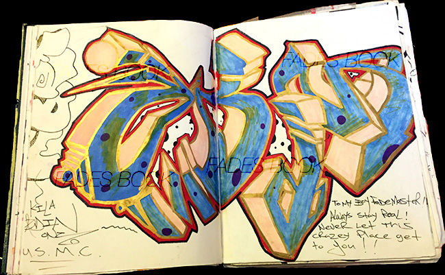 fade's blackbook i elevated locals