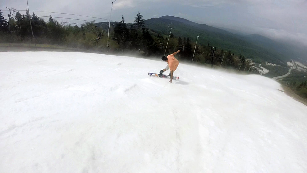 mad yuri @ Killington 5/24/16