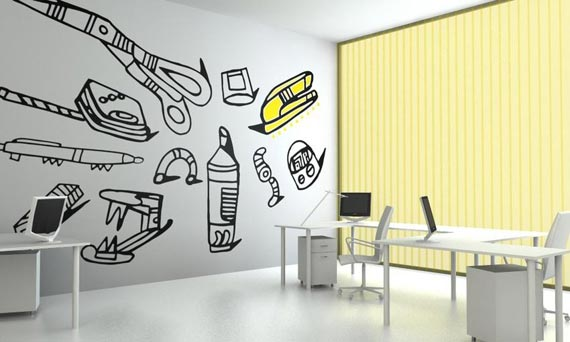 Office Wall Paint Ideas Contemporary Ideas Office Wall Paint Ideas ...