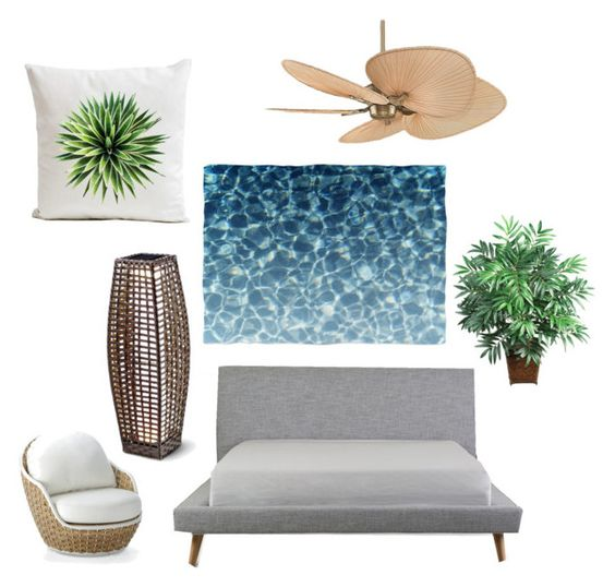 I Think Of Water As A Soothing Element, So Iu0027ve Put Together This Room  Inspo Mood Board Mockup Of A Subtle Look For Your Coastal Home Bed And  Interior ...