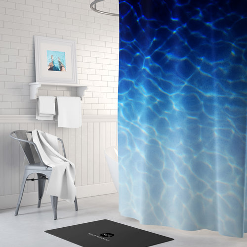 All Shower Curtains — Beach Surf Decor by Nature | City Co.