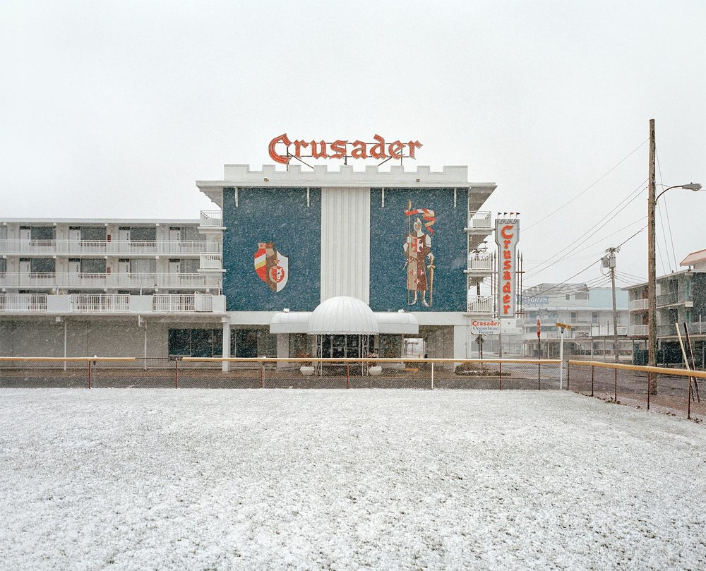 Crusader Oceanfront Resort