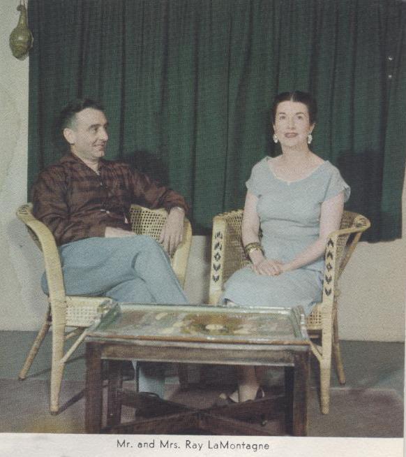 Ray & Nancy LaMontagne