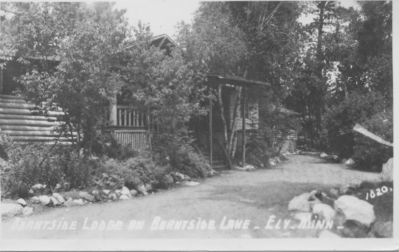Front of Main Lodge