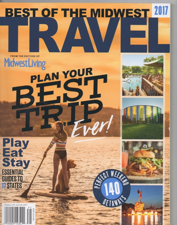 Best of the Midwest Travel 2017