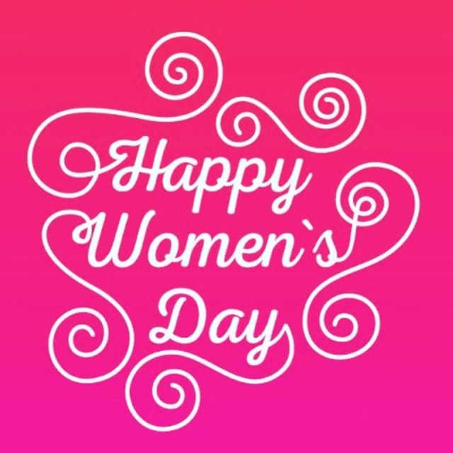 Happy Women's Day 🤙
