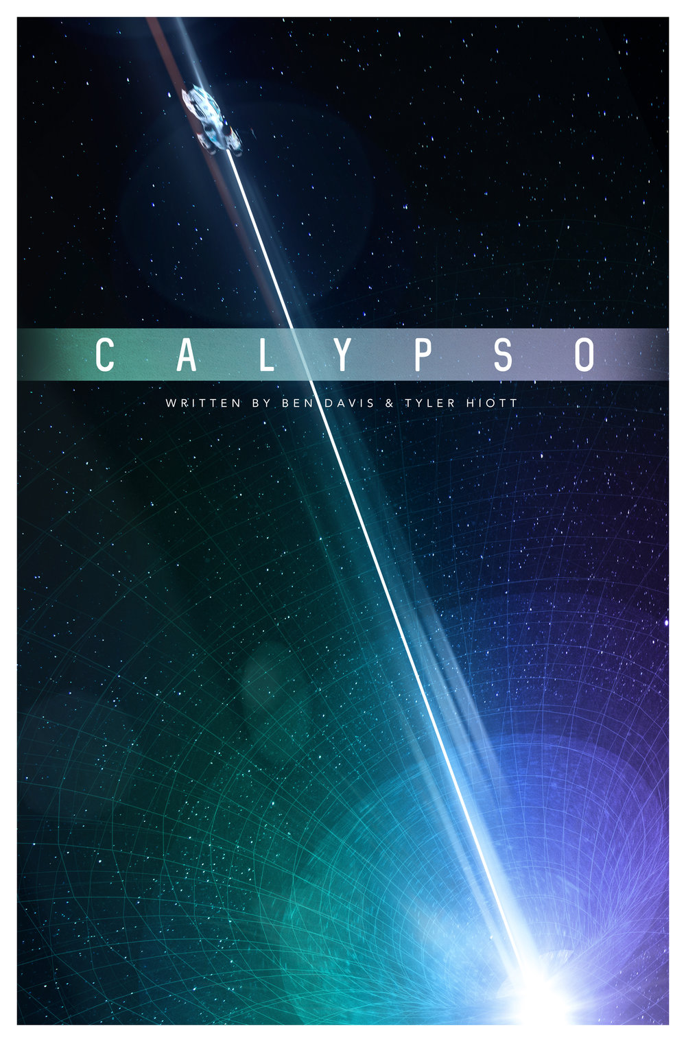 "CALYPSO - FEATURE | SCI FI • THRILLERLOGLINE: The year is 2059. Calypso and her crew, which includes human-computer hybrid ""Elle,"