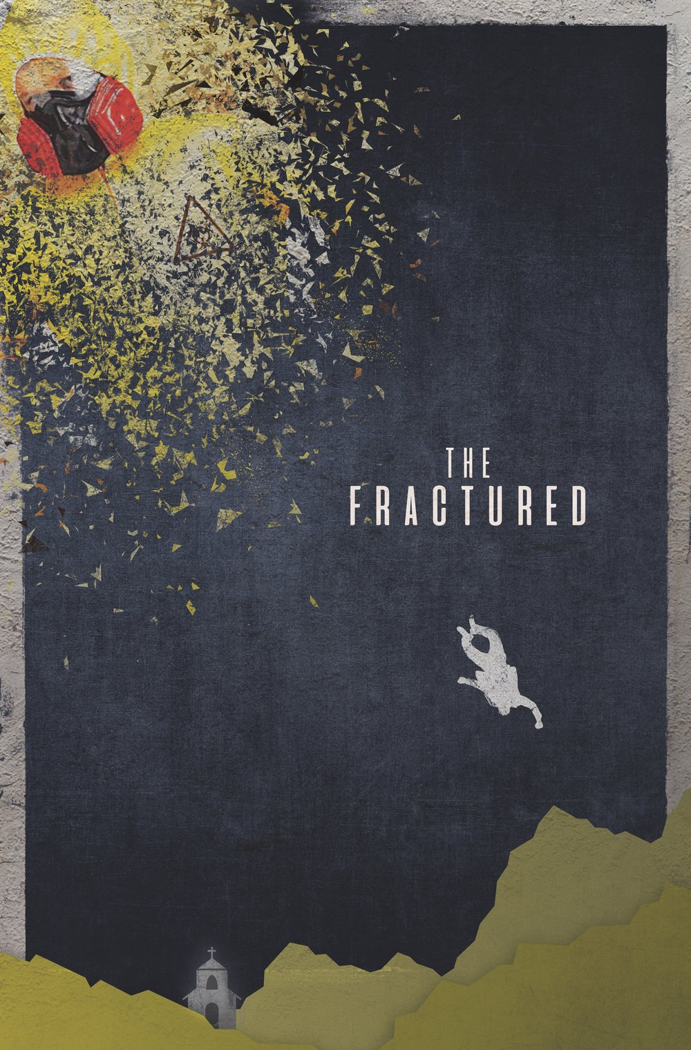THE FRACTURED - PILOT | SCI FI • DRAMA • MYSTERYLOGLINE: THE FRACTURED follows the disparate lives of a pastor turned smuggler grieving the death of his wife and son, a teenage cancer patient, a guilt-ridden FBI agent coping with PTSD, and a desperate cartel kingpin in need of a miracle. Their lives collide and entwine after a mysterious child in a Hazmat suit causes a dark, Exodus-type of event, offering them all a chance at respite, relief, and the ability to re-write their broken histories.