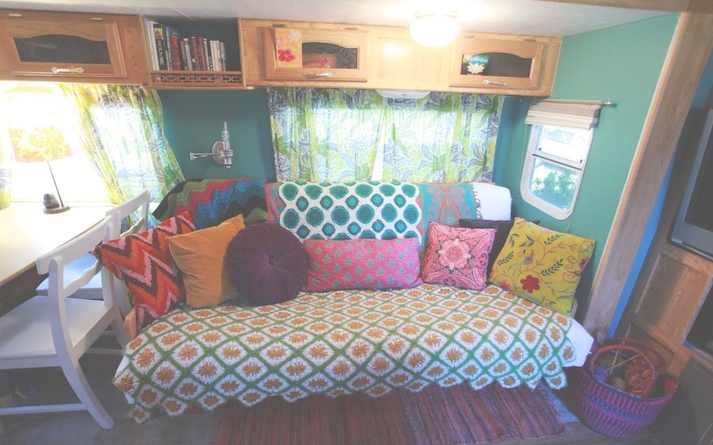 Rv Futon Home Decor