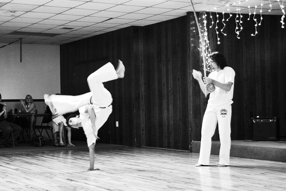 Mauro Capoeira Event