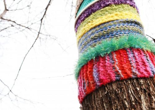 Yarn Bombing 2