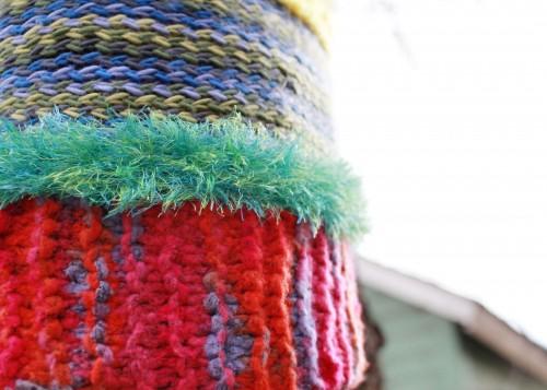 Yarn Bombing 3