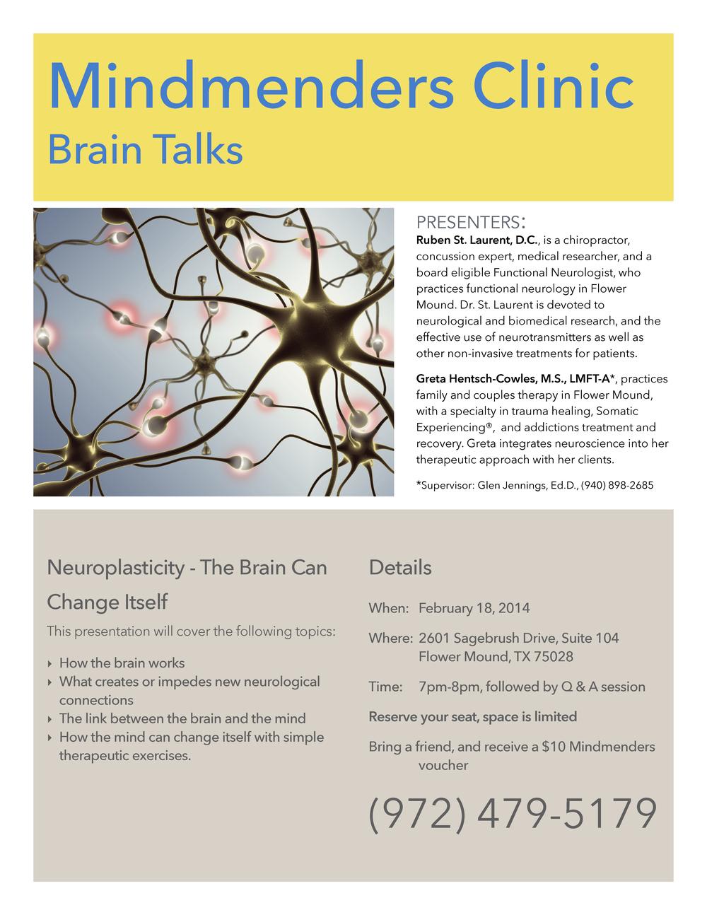Mindmenders Neuroplasticity talk 2014.png