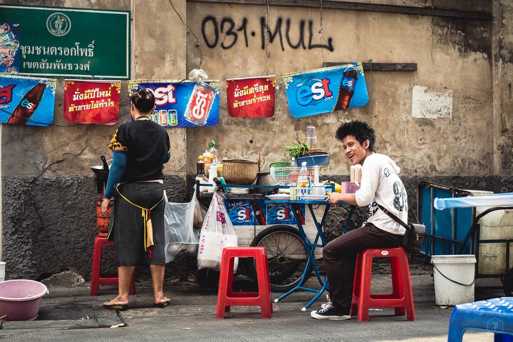 Yaowarat, Bangkok, Thailande