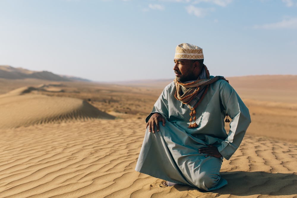 Desert of Oman