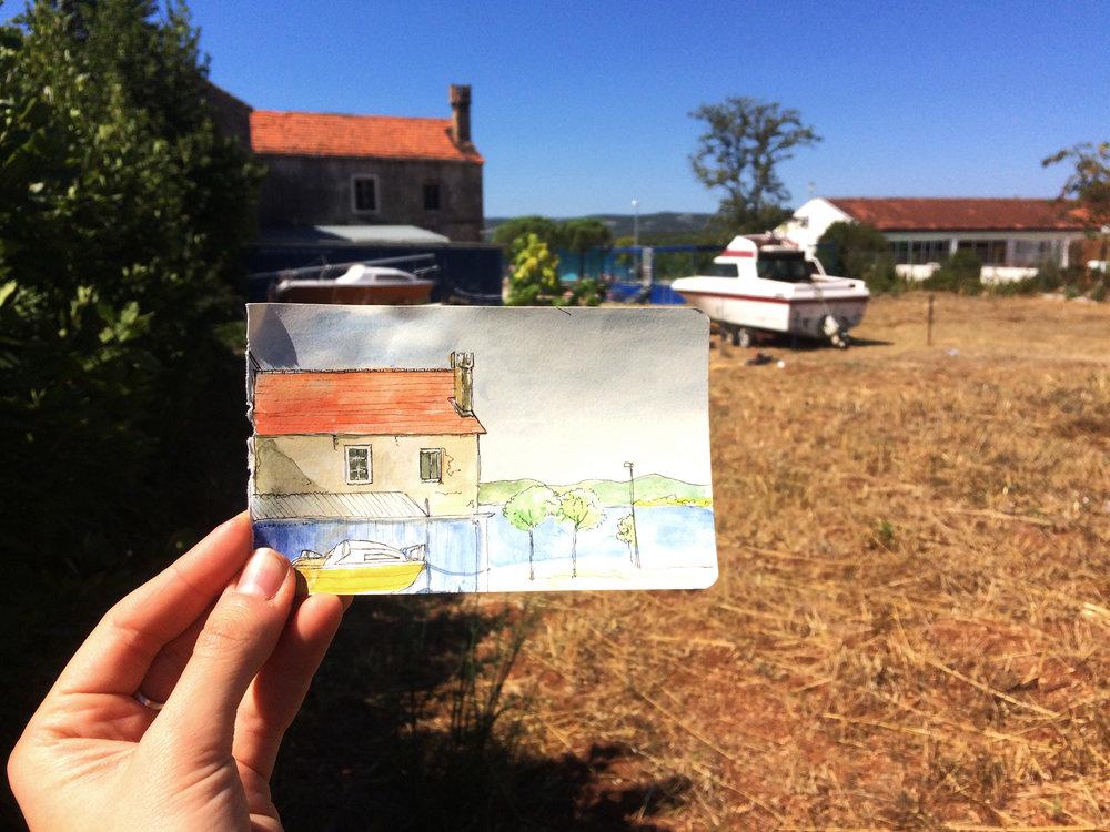 Biograd na Moru, Croatia | Tomi | July 2017