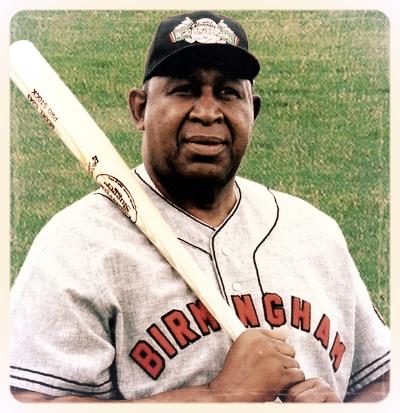 Former Negro League Baseball Player Carl Long