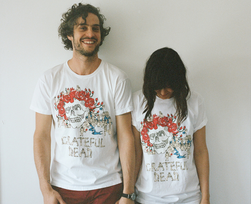 Jess Rotter's Grateful Dead T-shirts, just some of the great styles in the Rotter And Friends line.