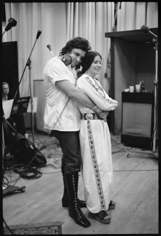 Johnny Cash & June Carter