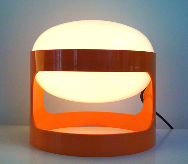 A Colombo lamp.