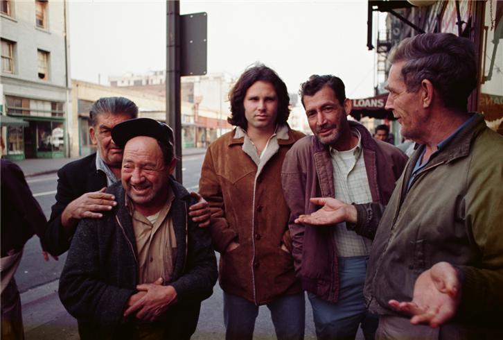 Jim Morrison by Henry Diltz