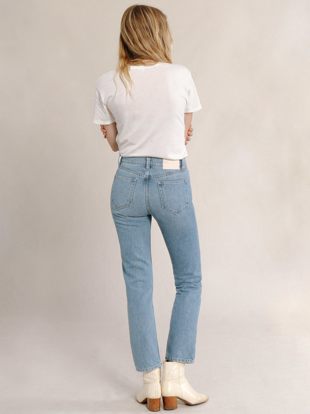 Collector-fit high-rise jeans Bliss and Mischief JCkPBqJ