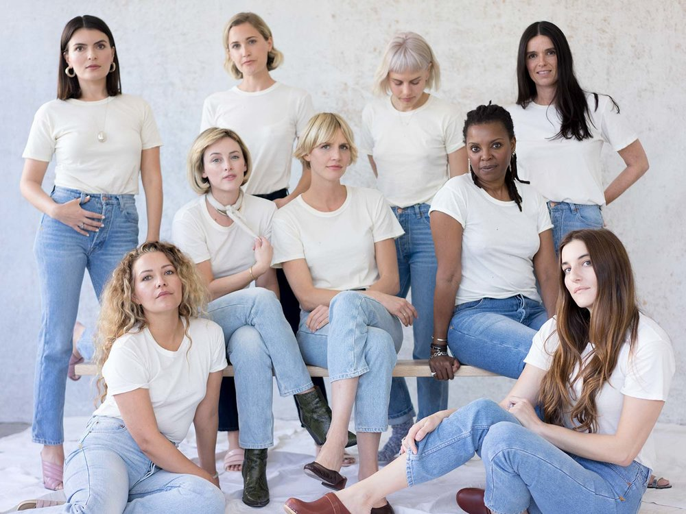 #BAMDreamBabe - To celebrate the launch of our new denim line we reached out to our circle of favorite women - the artists, designers, makers, moms, movers and shakers who inspire us every day with what they do...Read more on the BAM blog.
