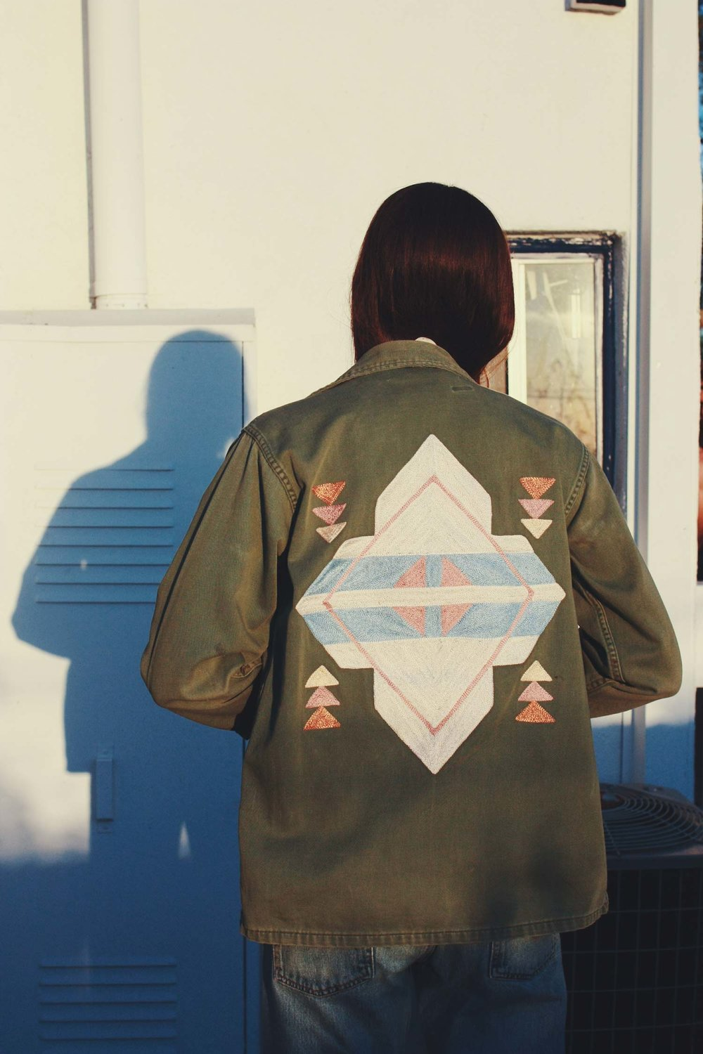 Bliss And Mischief - St. Ellen Army Jacket