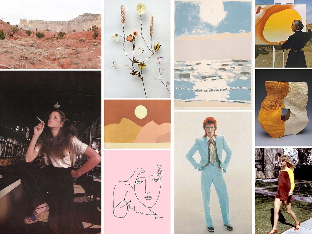 Bliss And Mischief-Fall 2017 Mood Board