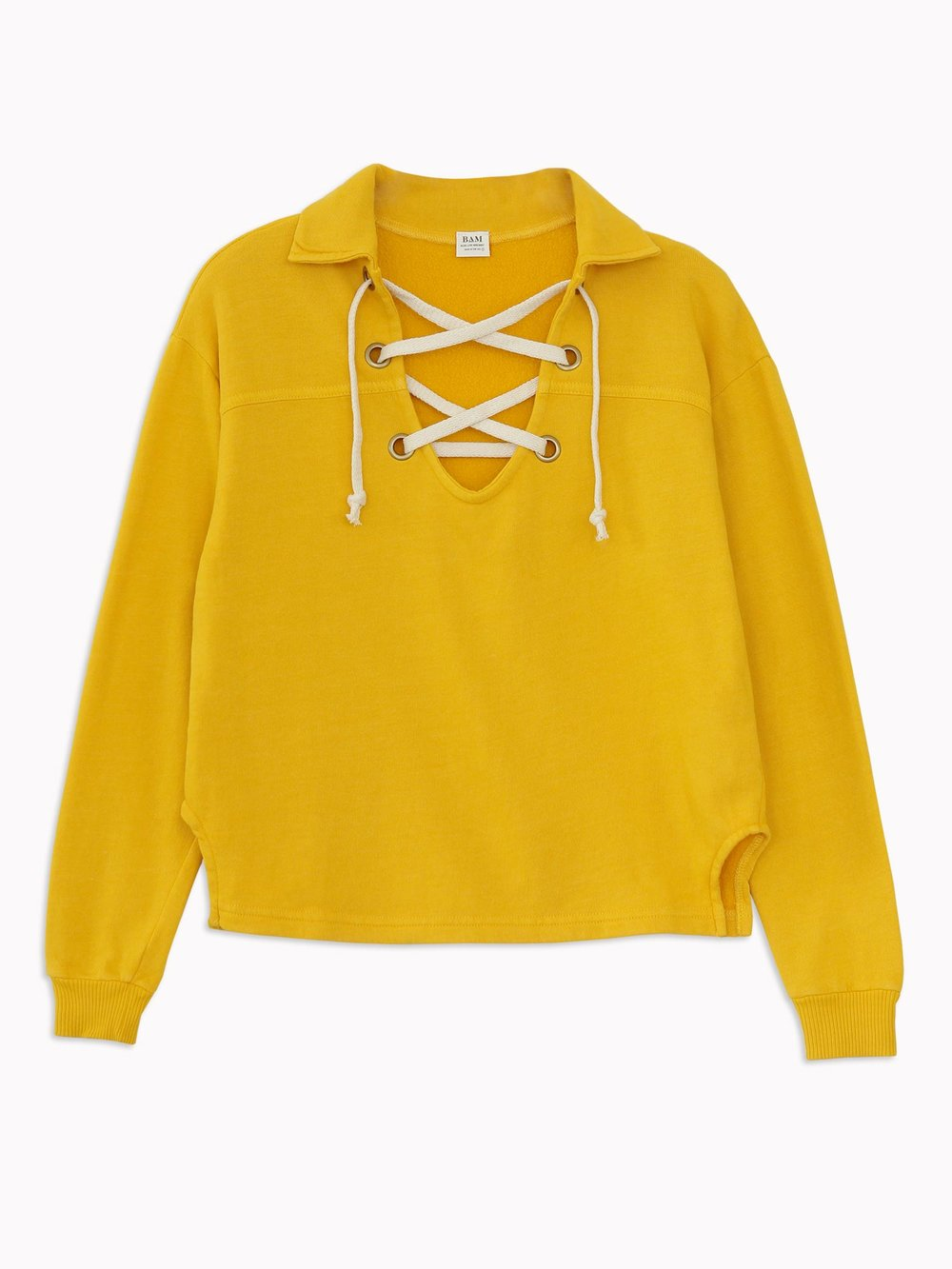 O'Hara Sweatshirt in Ochre.jpg