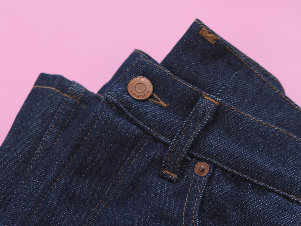 - Our answer to the perfect vintage jeans you could never quite find - our Collector Fit denim blends a soulful vintage feel with modern tailoring and sustainable materials. Made in Los Angeles from non-stretch deadstock 100% cotton indigo denim.