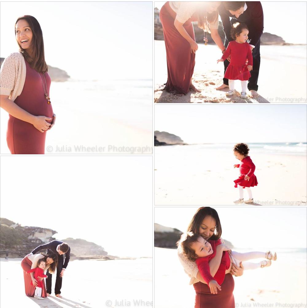 T A M A R A M A || BEACH DAY || Red Dresses