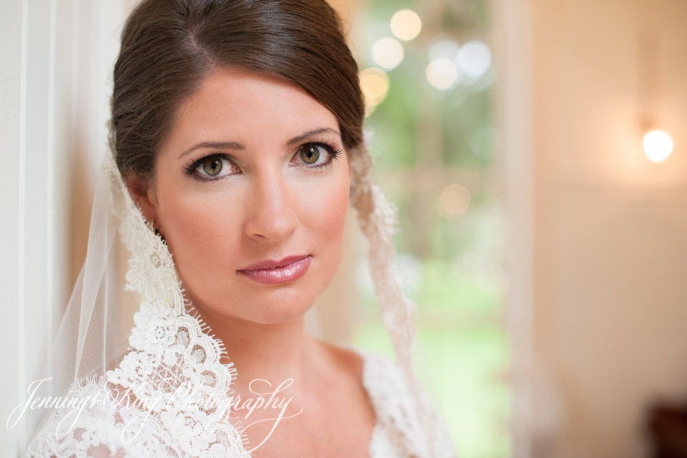 Airbrush Bridal Makeup by Beyond Beautiful by Heather, Savannah, GA