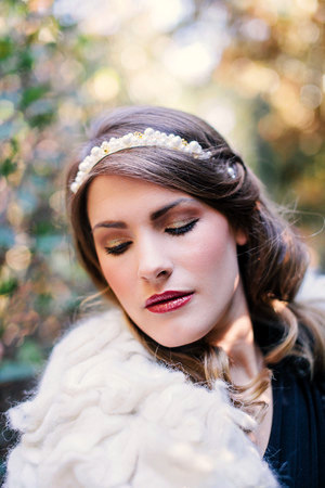 Airbrush Makeup and Hair Artisty for model by Beyond Beautiful by Heather, Savannah, Ga. Photo by Mackensey Alexander Photography.