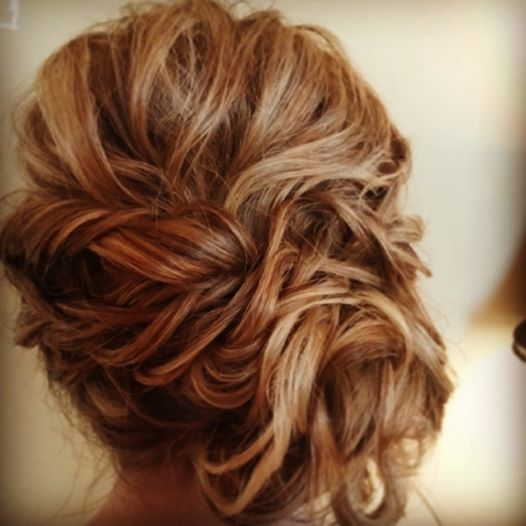 Romantic Braided Updo by Beyond Beautiful by Heather, Savannah, GA